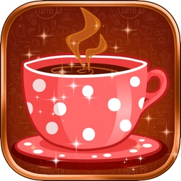 manage coffee shop - cooking game for kids