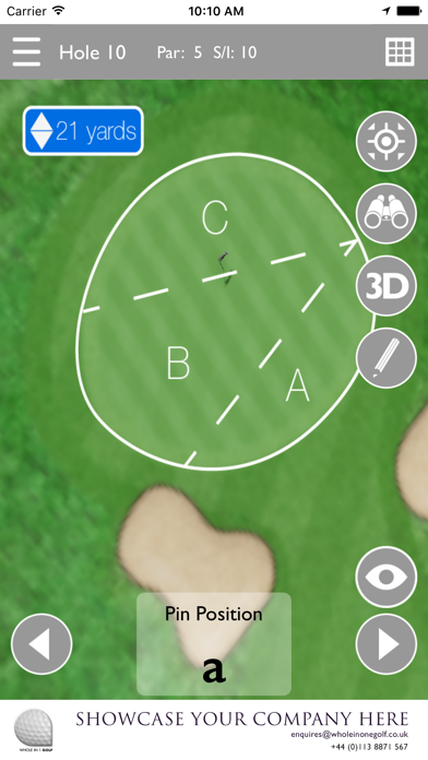 Five Lakes Golf Course screenshot four