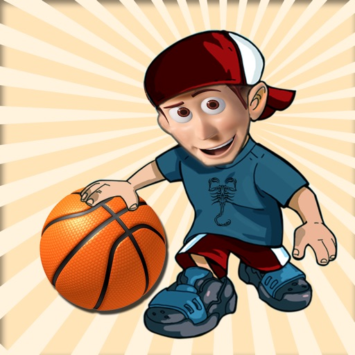 Basketball :  Kings Games To Be Perfect Dude Stars iOS App