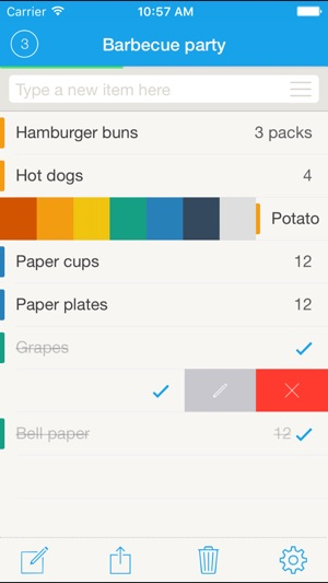Grocery List  Remember To Buy On The App Store