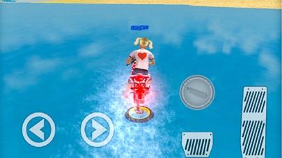 Water Surfer Bike Adventure app image