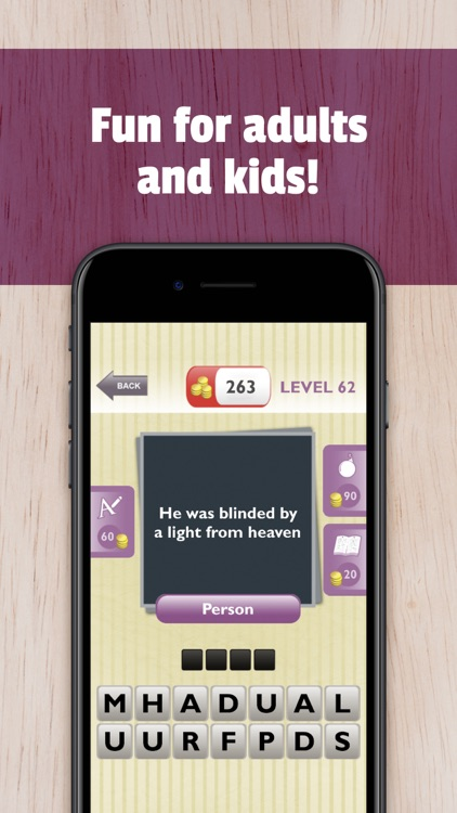 Free Bible Trivia App Game