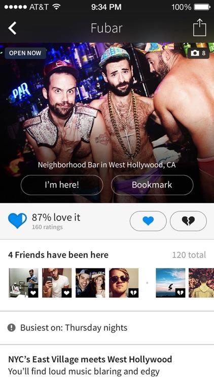 GayCities - Gay Social City Guides