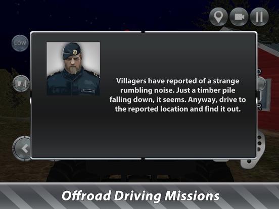 Monster Trucks Offroad Simulator screenshot 8