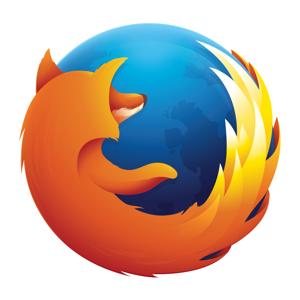 Firefox web browser Utilities app