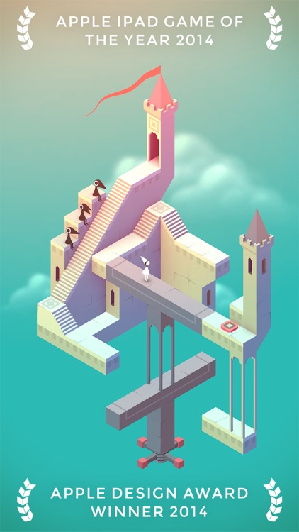 Monument Valley screenshot-0