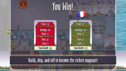 Screenshot #10 for Le Havre (The Harbor)