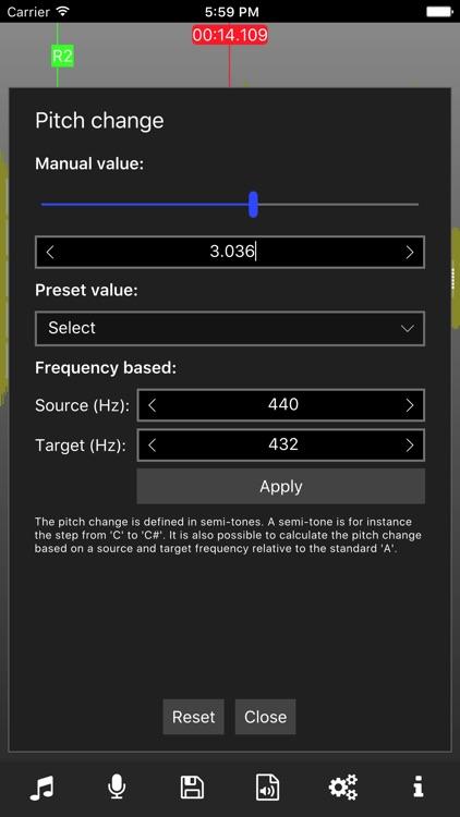 Music Speed Changer Pro 2 screenshot-3