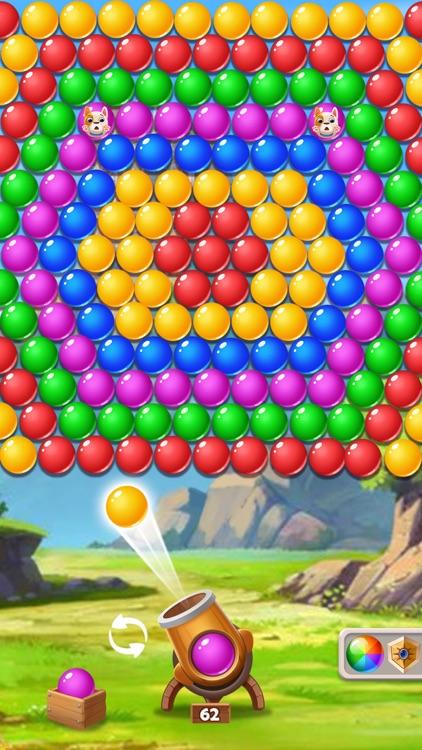 Bubble Shooter Move screenshot-4