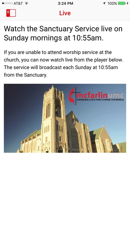 McFarlin United Methodist Church screenshot-3
