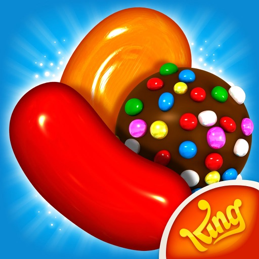 Candy Crush Saga app logo