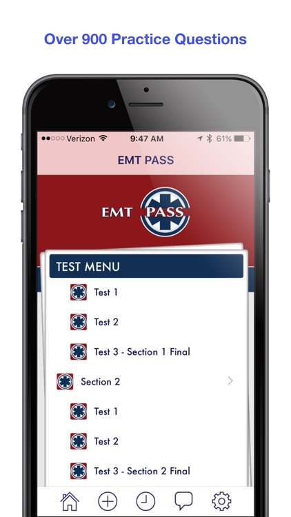EMT PASS screenshot-0