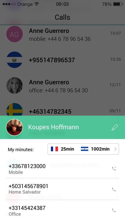 Libon - Cheap international calls