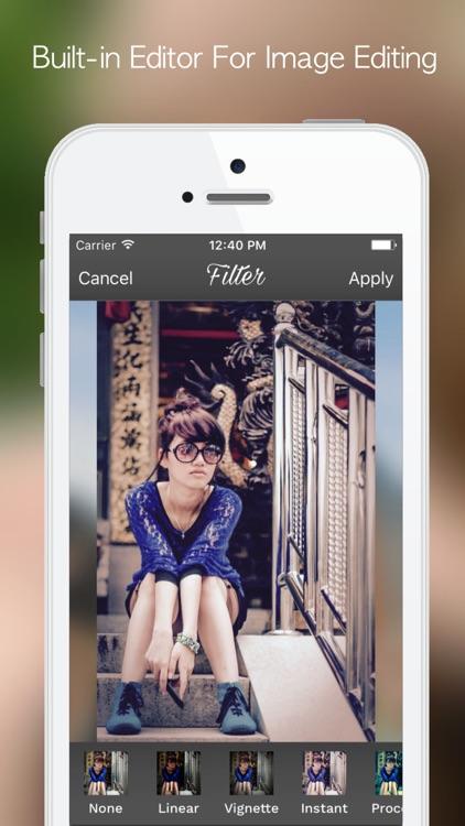 PicZone: Editor, Stickers & Collage Upto 60 Photos