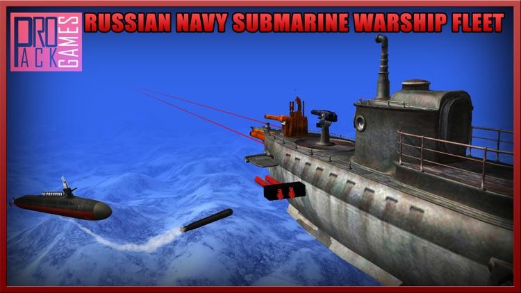 Russian Navy Submarine Battle - Naval Warship Sim
