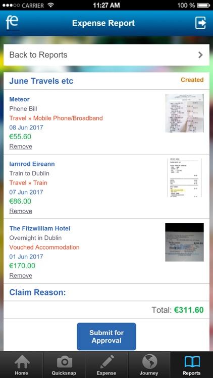 FileExpenses screenshot-3