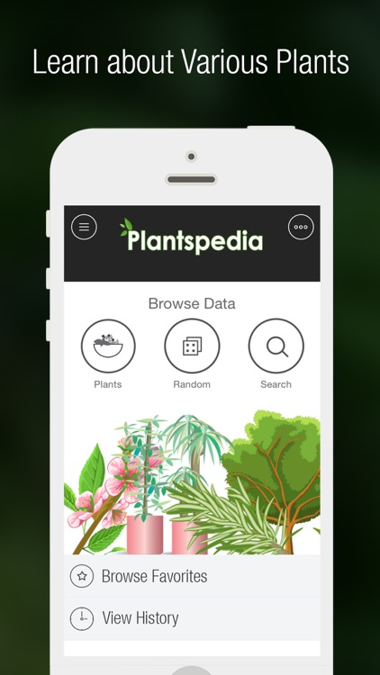 PlantsPedia - Guide to House & Garden Plants