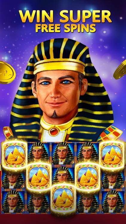 Pharaoh's Fortune - Real Vegas Casino Slot Machine screenshot-3