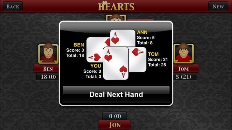 Hearts Premium screenshot-2