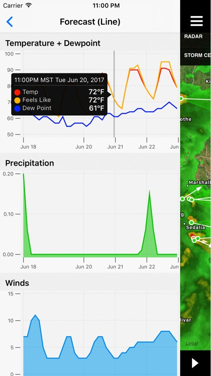 NOAA Radar Plus screenshot-3
