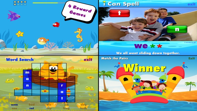 i Can Spell with Phonics LITE