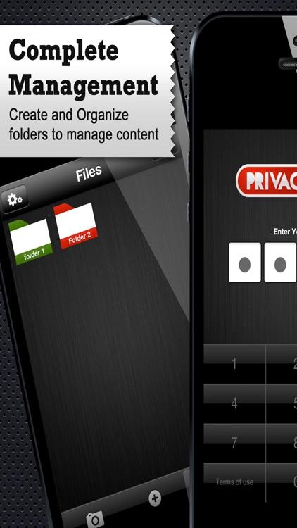 Privacy Folder Pro - Secret Photo & Video Storage