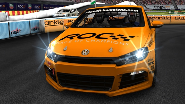 Race Of Champions -The official game- screenshot-3