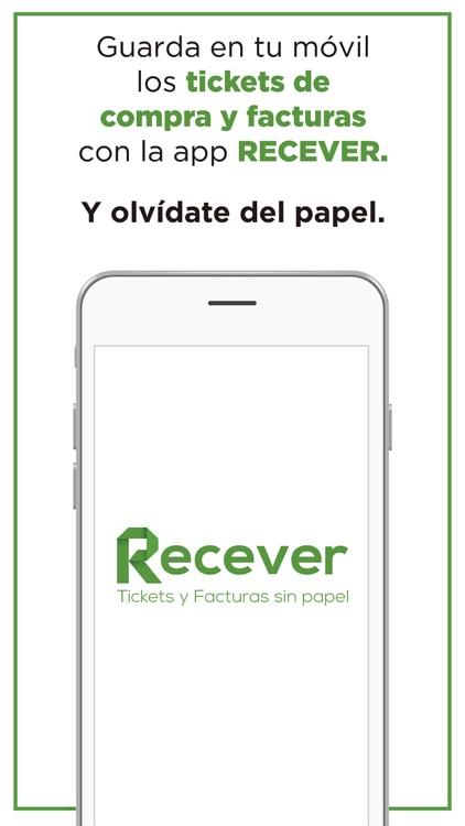 Recever app image