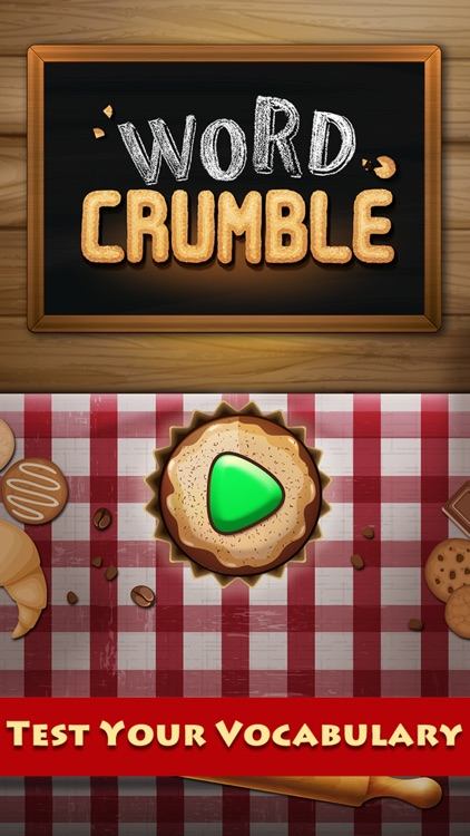 Word Crumble - Connect Word screenshot-4