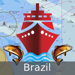 i-Boating : Brazil Marine Navigation Maps & Charts