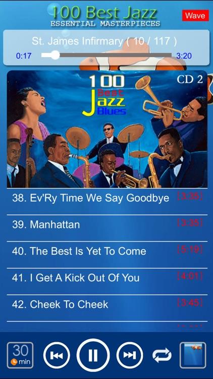jazz blues music classic 100