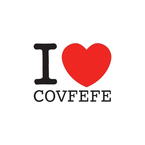 Covfefe - The Original Sticker Pack
