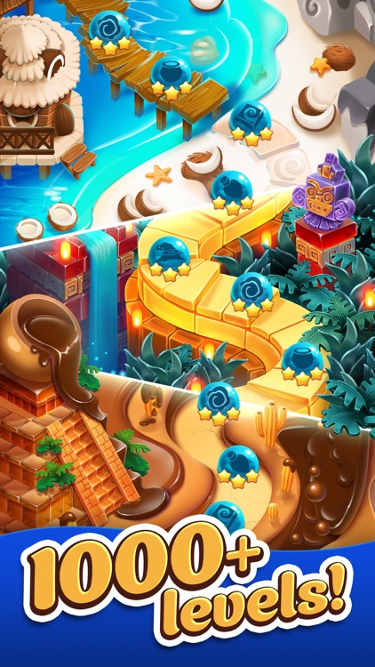 Crafty Candy - Match 3 Puzzle Game screenshot-3