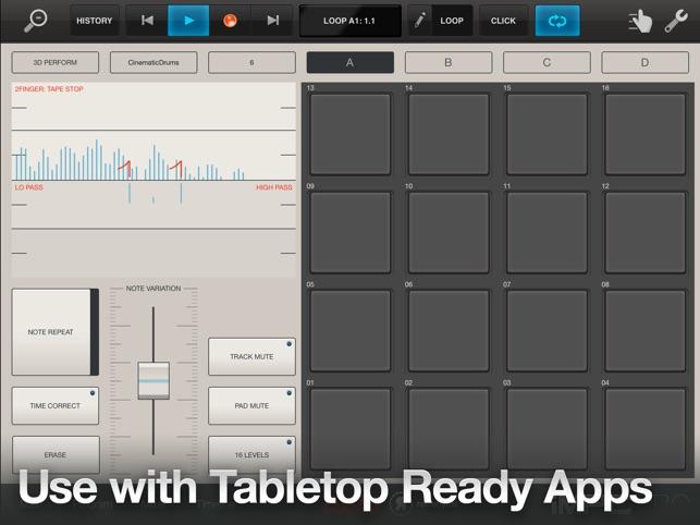 Tabletop Screenshot