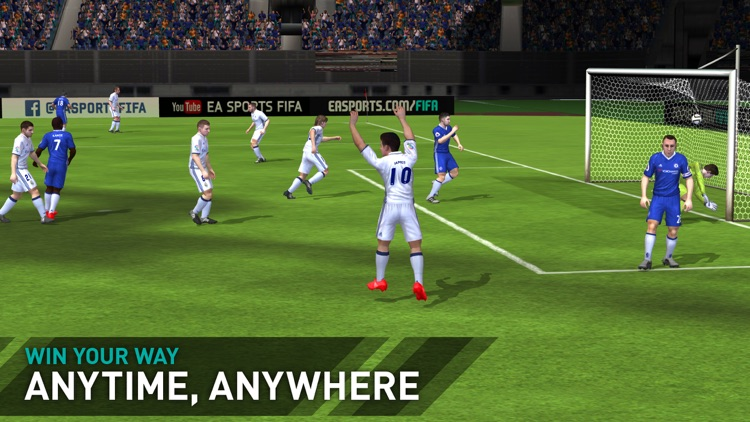 FIFA Mobile Soccer screenshot-4