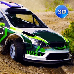 Dirt Wheels Rally Racing 3D Full