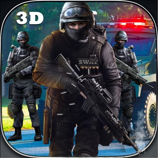 SWAT Team Элита сила спасание Миссия: Особый Ops