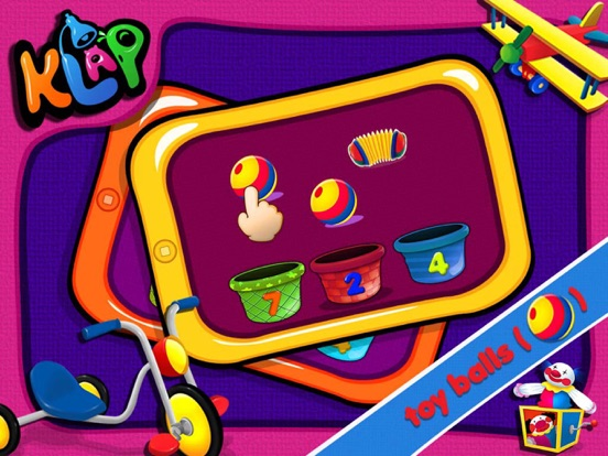 Toddler Trainer - Count the Toys Pro screenshot 8