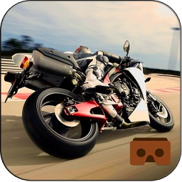 VR Extreme Bike Rider: Highway Stunt Racing