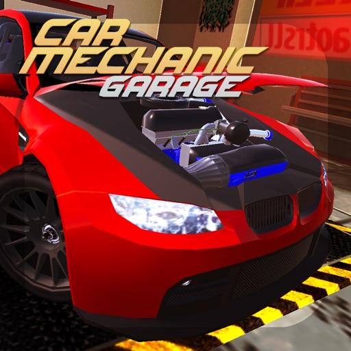 Car Mechanic Workshop: Гараж