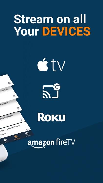 fuboTV Live screenshot-3