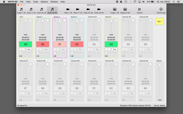 MiX16 GO on the Mac App Store
