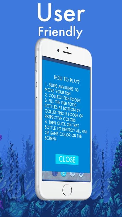 Fish attack - swipe the fish screenshot-3