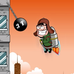 Swing Jetpack - City Adventure