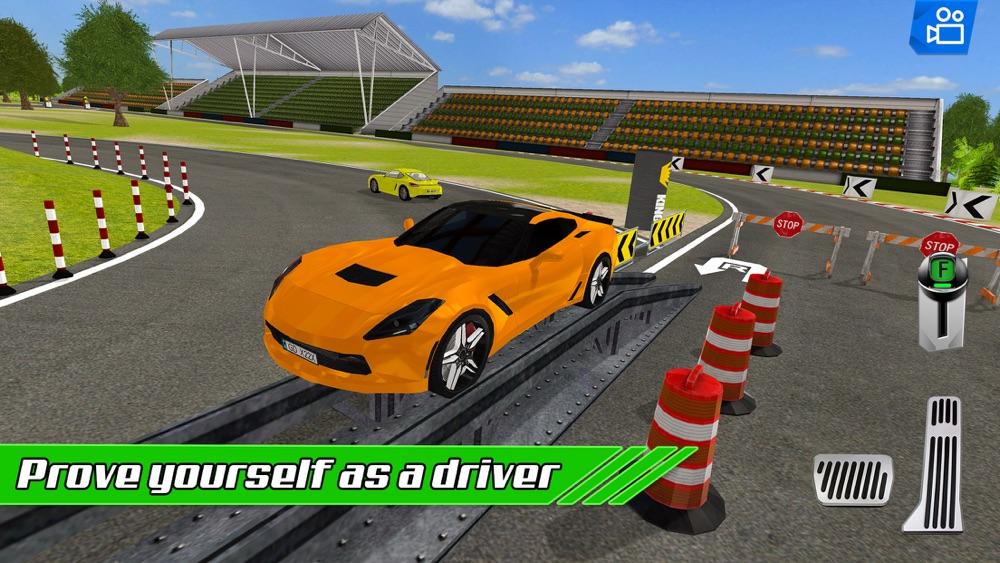 Car Trials: Crash Course Driver hack tool
