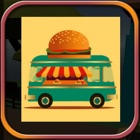 Hamburger Catching Van – Extreme Fun jeu 2017 icon