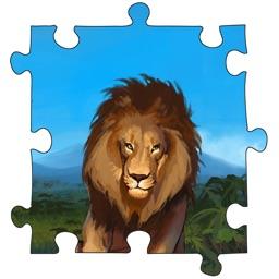 BK Animals Puzzle