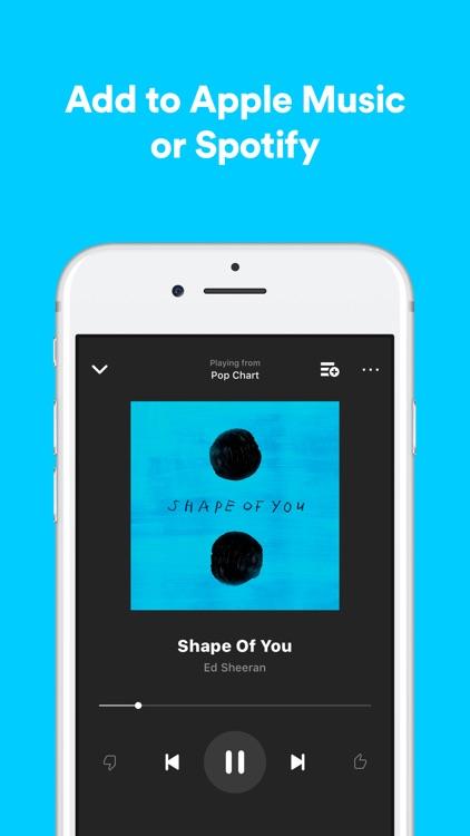 Shazam - Discover music, artists, videos & lyrics app image