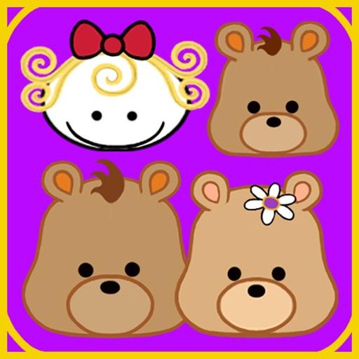 Goldilocks and the Three Bears - A Play