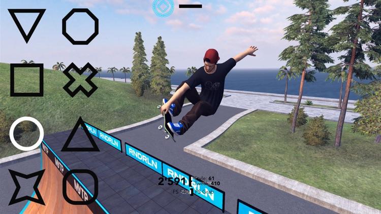 MyTP Skateboarding - Free Skate screenshot-3